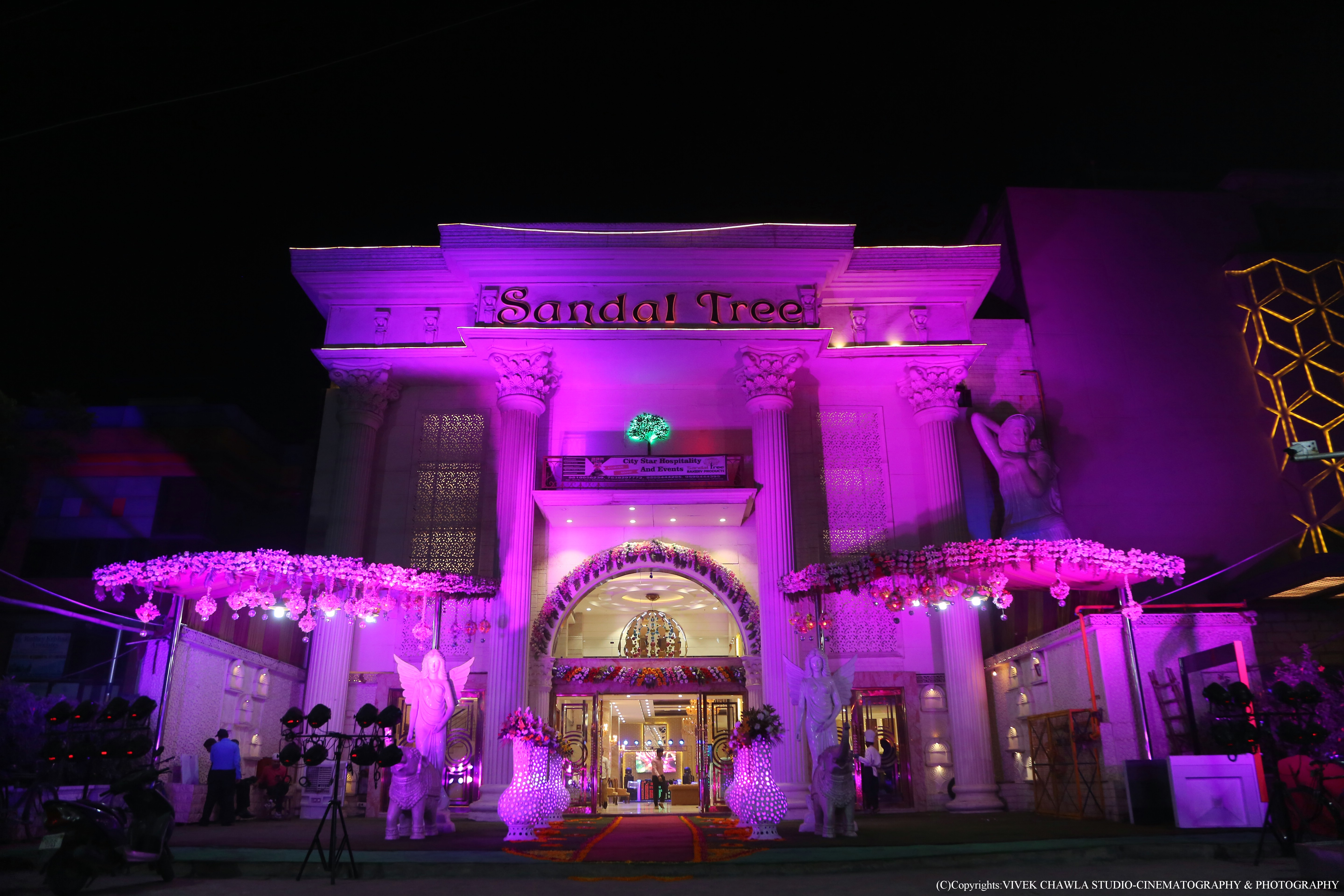 Themed Weddings venues in south delhi